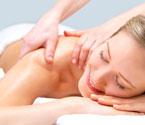 pampering massage image